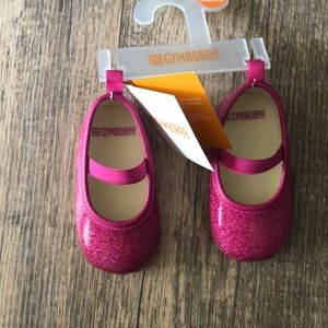 NWT sparkly pink shoes!